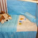 Resguardo/protector lateral de cama